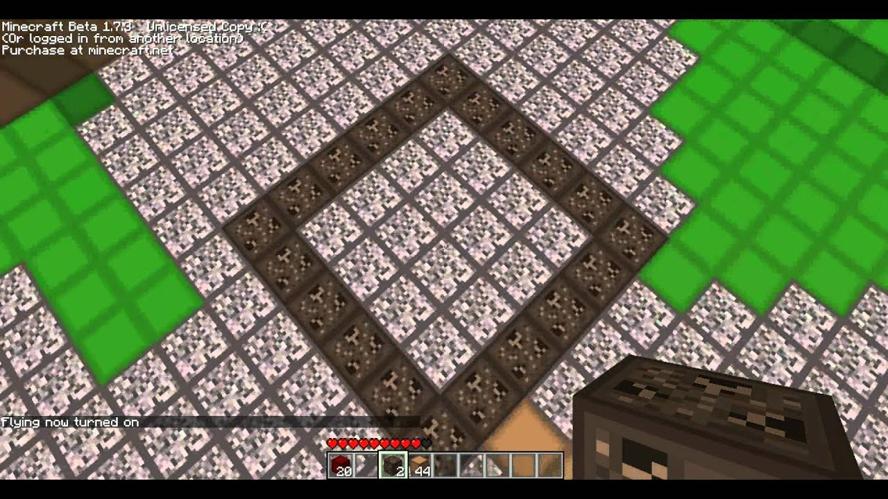 how to make a disc in minecraft