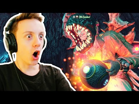"FULL REVELATIONS EASTER EGG WALKTHROUGH ""EASTER EGG"" (FINAL BOSS FIGHT TROLLARCH FAIL)"