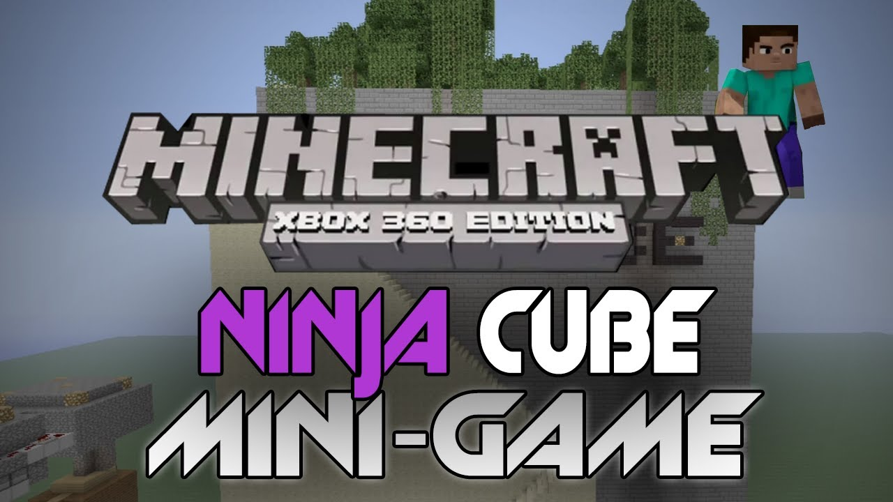 Let's Get Ready to Tumble! New Minecraft Mini Game ...