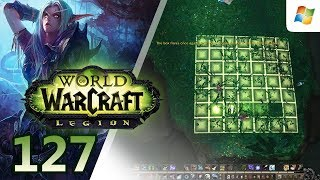 World of Warcraft: Legion 【PC】 Alliance Night Elf Hunter │ No Commentary Playthrough │ #127