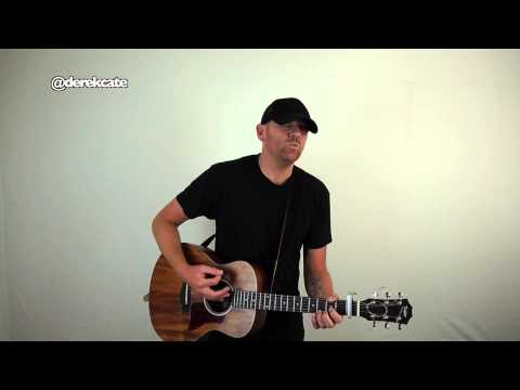 Tim Mcgraw - It's Your Love (acoustic) By Derek Cate video