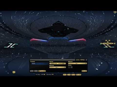 STAR TREK ONLINE - 59k Amarie-Class Smuggler's Heavy Escort [T6] unboxed (056 minutes)