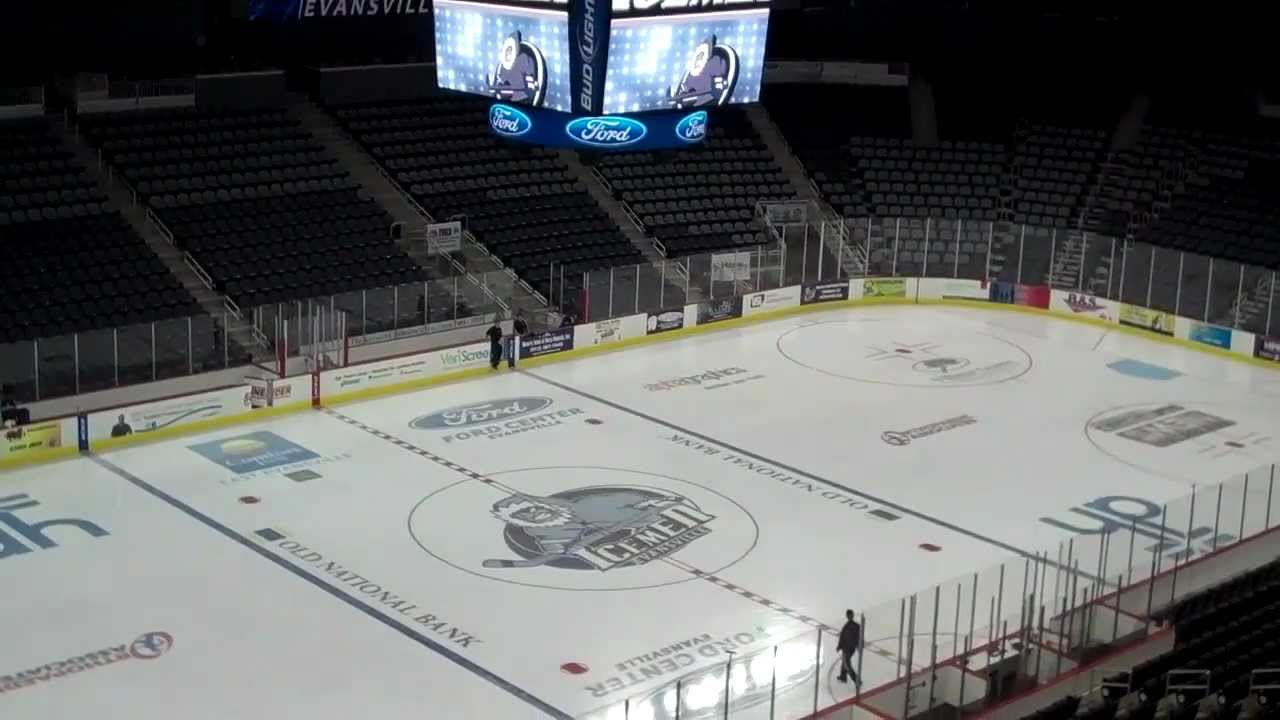 arenas of the echl ford center in evansville in youtube. Cars Review. Best American Auto & Cars Review