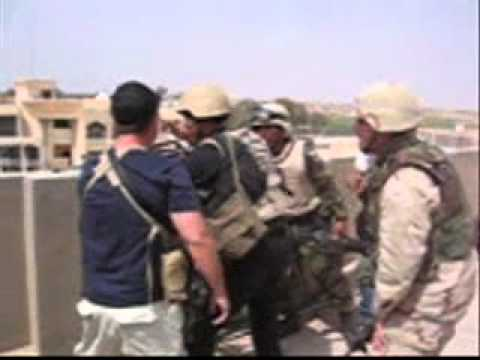 Blackwater in Najaf, Iraq 2