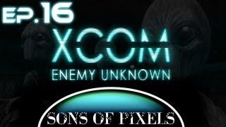 Sons of Pixels - X-Com: Enemy Unknown [Sex Crit] (Ep.16)
