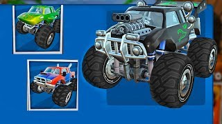 Buggy Racing 2 All Best Monster Truck Cars | Videos for Kids