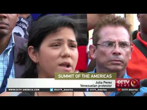 Tense US-Venezuela relations at Summit of the Americas