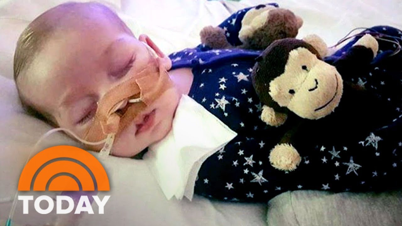 Charlie Gard, 11-Month-Old Baby With Rare Genetic Disease, Reportedly Granted US Citizenship | TODAY