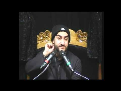 Hamza Lion Of God - Dr Sayed Ammar Nakshawani - Muharram 1st Night 1438 / 2016