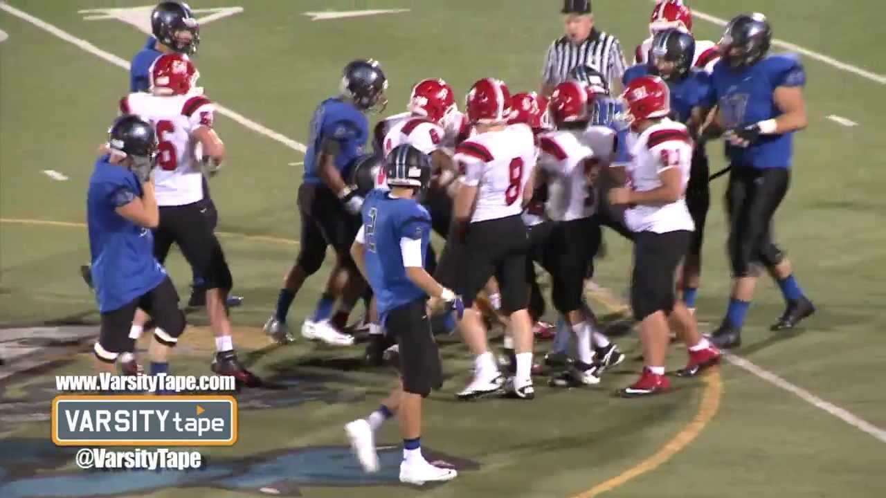 09 06 13 Lincoln Way Central Vs Lincoln Way East Youtube
