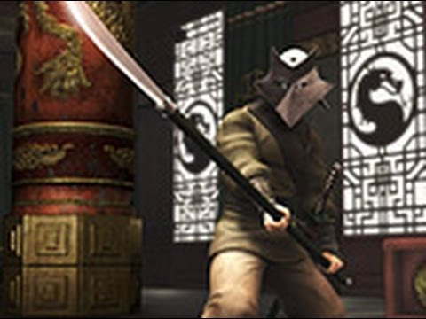 Mortal Kombat Shaolin Monks Secret Characters *PART 1*