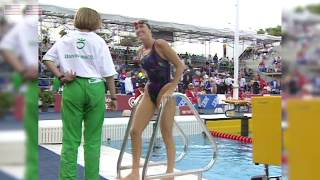 Trischa Zorn - Para Swimming - U.S. Olympic & Paralympic Hall of Fame Finalist
