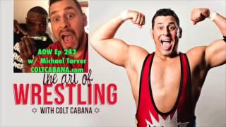 Michael Tarver - Art of Wrestling Ep 243 w/ Colt Cabana
