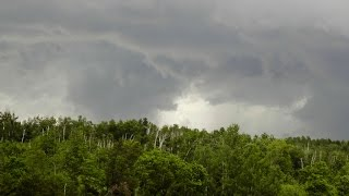 Brainerd, MN, Tornado Warned Storm, 06.19.2016 4K/UHD