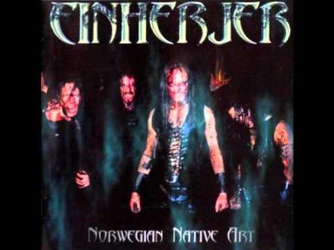 Einherjer - Howl Ravens Come