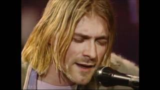 Клип Nirvana - Pennyroyal Tea (live)
