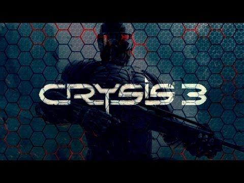 Crysis 3 - Nvidia GT540m Gameplay