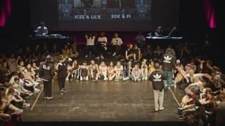 Finał Hip-Hop na Infinite Force 2016: SOK & PI vs ICEE & LILK