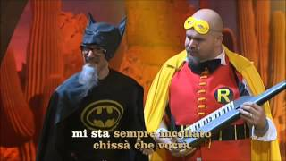 Gen boy batman e robin