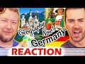 Geography Now: ''GERMANY'' Reaction!