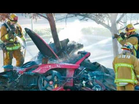 Murió en un accidente de tránsito Paul Walker el actor de