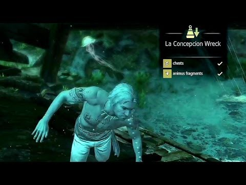 Assassin S Creed 4 Black Flag Shipwreck La Conception