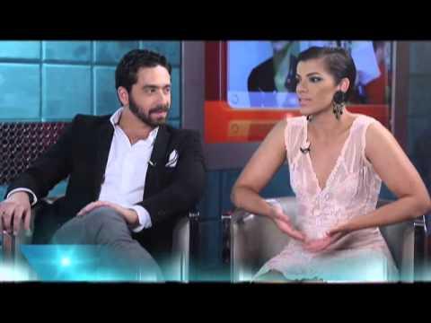 Nashla Bogaert Presenta a su esposo en exclusiva 1/3 @luzgarciatv Noche De Luz