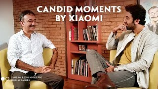Sanju : Candid Moments by Xiaomi | Ranbir Kapoor | Rajkumar Hirani | Releasing on 29th June