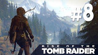 Видео прохождение игры rise of the tomb raider геотермальная долина