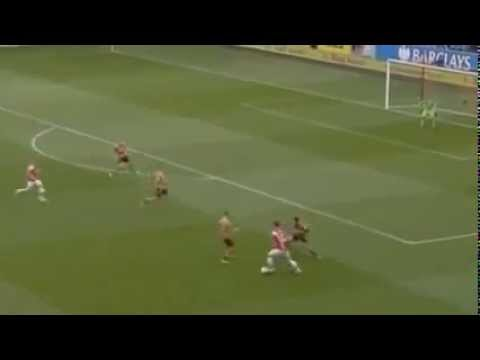 Arsenal vs Hull City 3 0 - All Goals - 20 04 2014 Amazing Goals‬