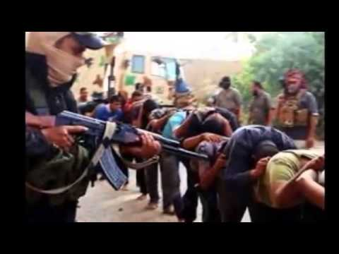 Iraq forces 'killed 255 Sunni prisoners'   HRW   BREAKING NEWS   12 JULY 2014 HQ