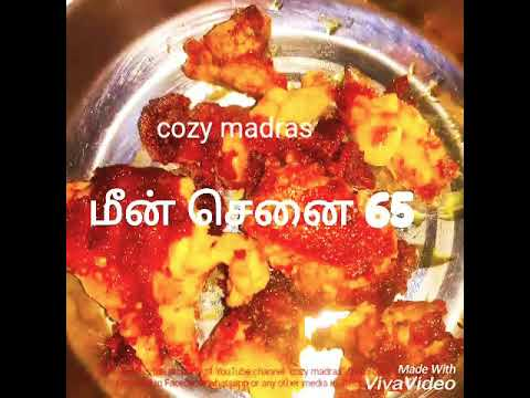 Fish egg 65 cozy madras