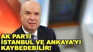 Fehmi Koru Yerel Seçim Yorumu: Ak Parti, İstanbul ve Ankara'yı Kaybedebilir