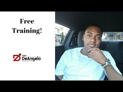 Team DeAngelo- FREE Affiliate Marketing Training