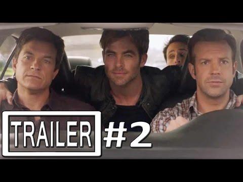 Horrible Bosses 2 Trailer 2 Official - Jason Bateman