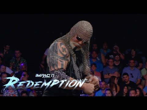Scott Steiner Returns to an IMPACT Ring LIVE at Redemption!   IMPACT Wrestling Redemption Highlights