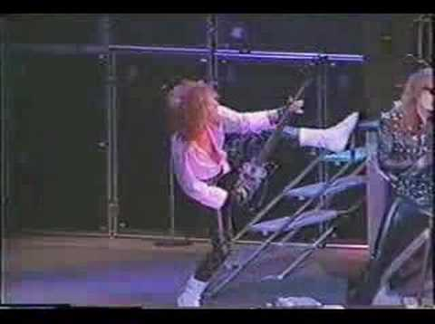 Dokken - Kiss Of Death Live Philadelphia 87 video