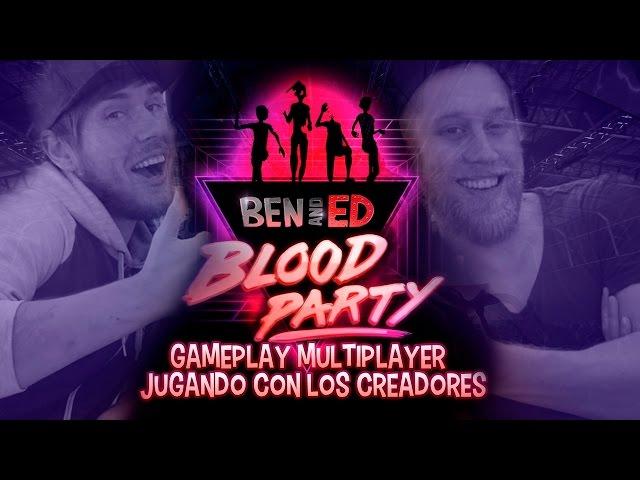 Руководство запуска: Ben and Ed Blood Party по сети