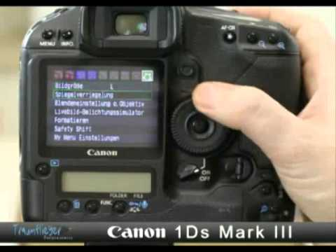 Traumflieger.de - Canon EOS 1Ds Mark III
