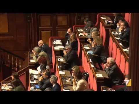 Commissioni, doppia bocciatura per Nitto Palma alla Giustizia, tensioni Pd-Pdl