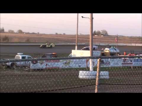 Stuart Speedway Ty and Clint Luellen Sportmod Feature may 12, 2013