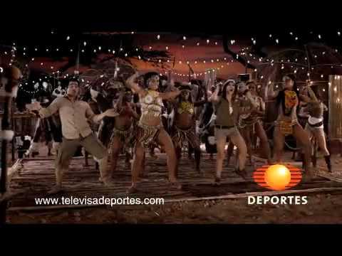 Televisa Deportes Sudáfrica horarios HQ EL LLAMADO DEL FUTBOL 40