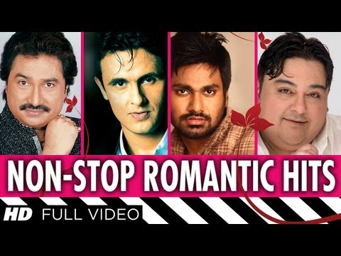 Non Stop Romantic Love Songs Collection | Sonu Nigam, Mithoon, Kumar Sanu, Adnan Sami, Abhijeet video