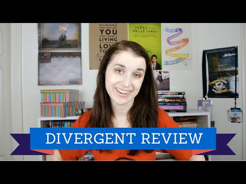 CriticallYA Reading - Divergent by Veronica Roth