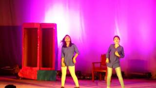 BUET Dance fest Season 2 (Azmi_Dristi_shazal) barbie girl_cheap thrills