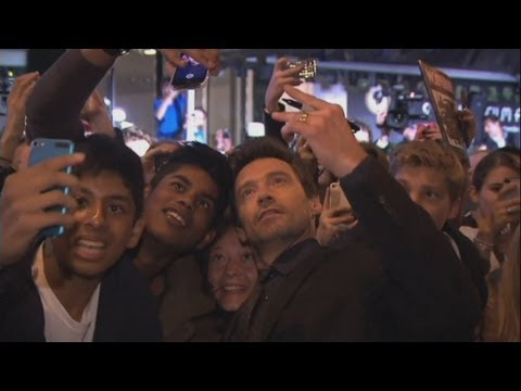 Hugh Jackman honoured at Zurich Film Festival