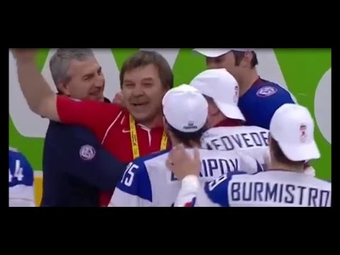 Знарок и его команда! Сборная Россси 2014!