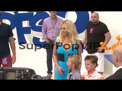 Sean Federline, Britney Spears, Jayden James Federline at...