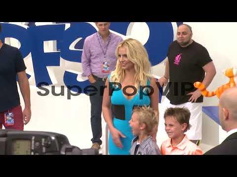 Sean Federline, Britney Spears, Jayden James Federline at...