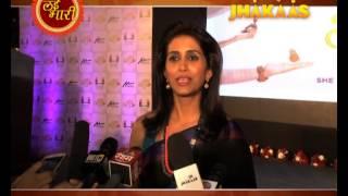 Lai Bhari | Epi. 128 | Sonali Kulkarni Interview | Aga Bai Arechya2